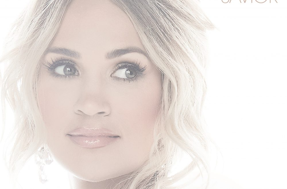 Carrie Underwood Announces 'My Savior' Gospel Hymn Album