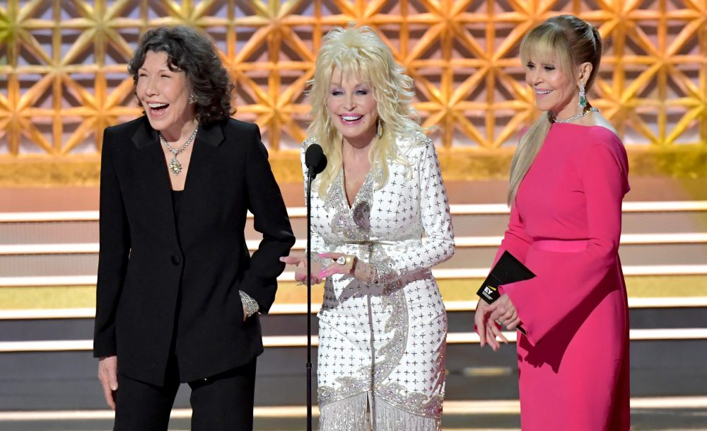 Will Dolly Parton Re-Join '9 to 5′- Costars On 'Grace & Frankie'?