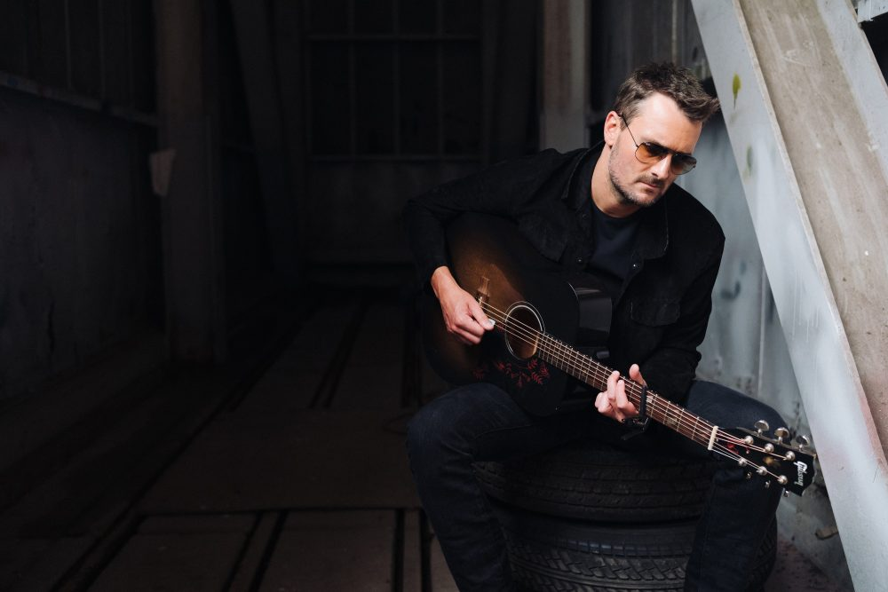 Eric Church Announces Three Album Project, 'Heart & Soul'