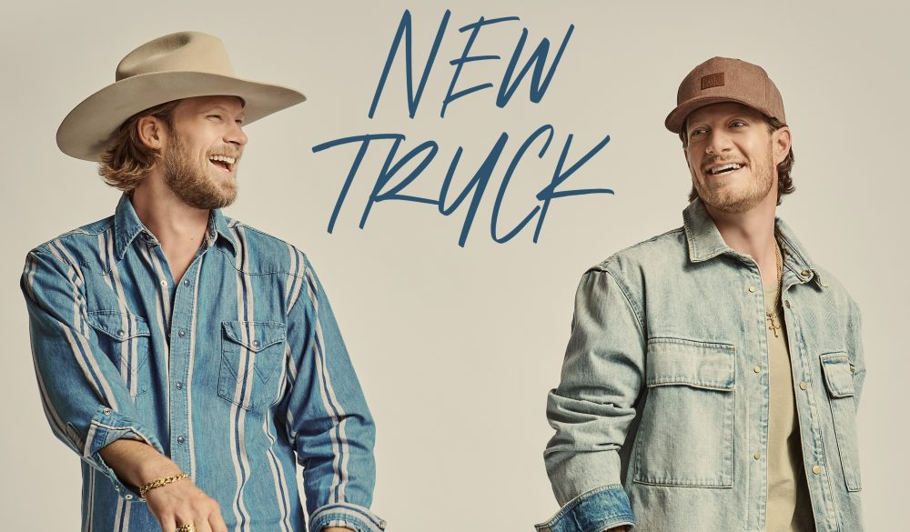 Florida Georgia Line Roll Out Fun Loving 'New Truck'