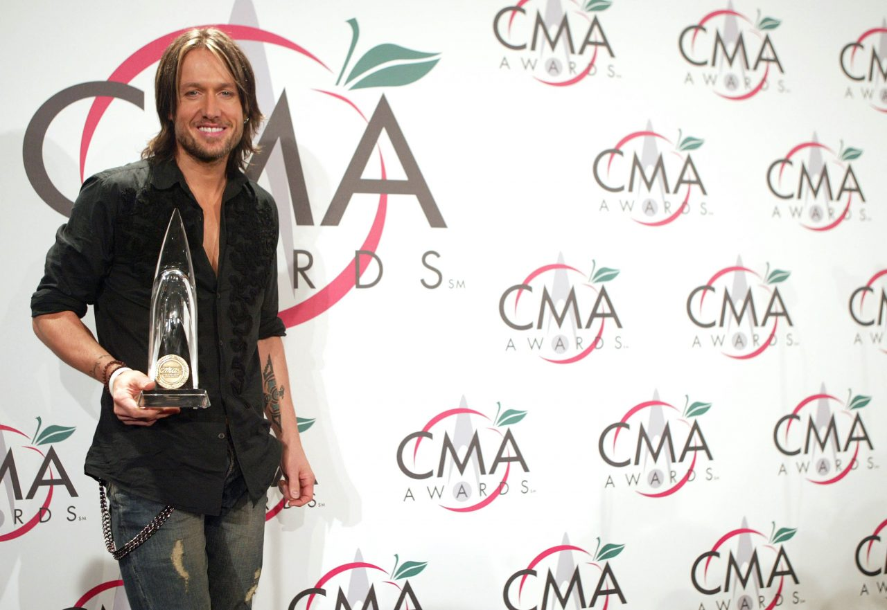 Keith Urban Says He Thought He 'Peaked' in 2005