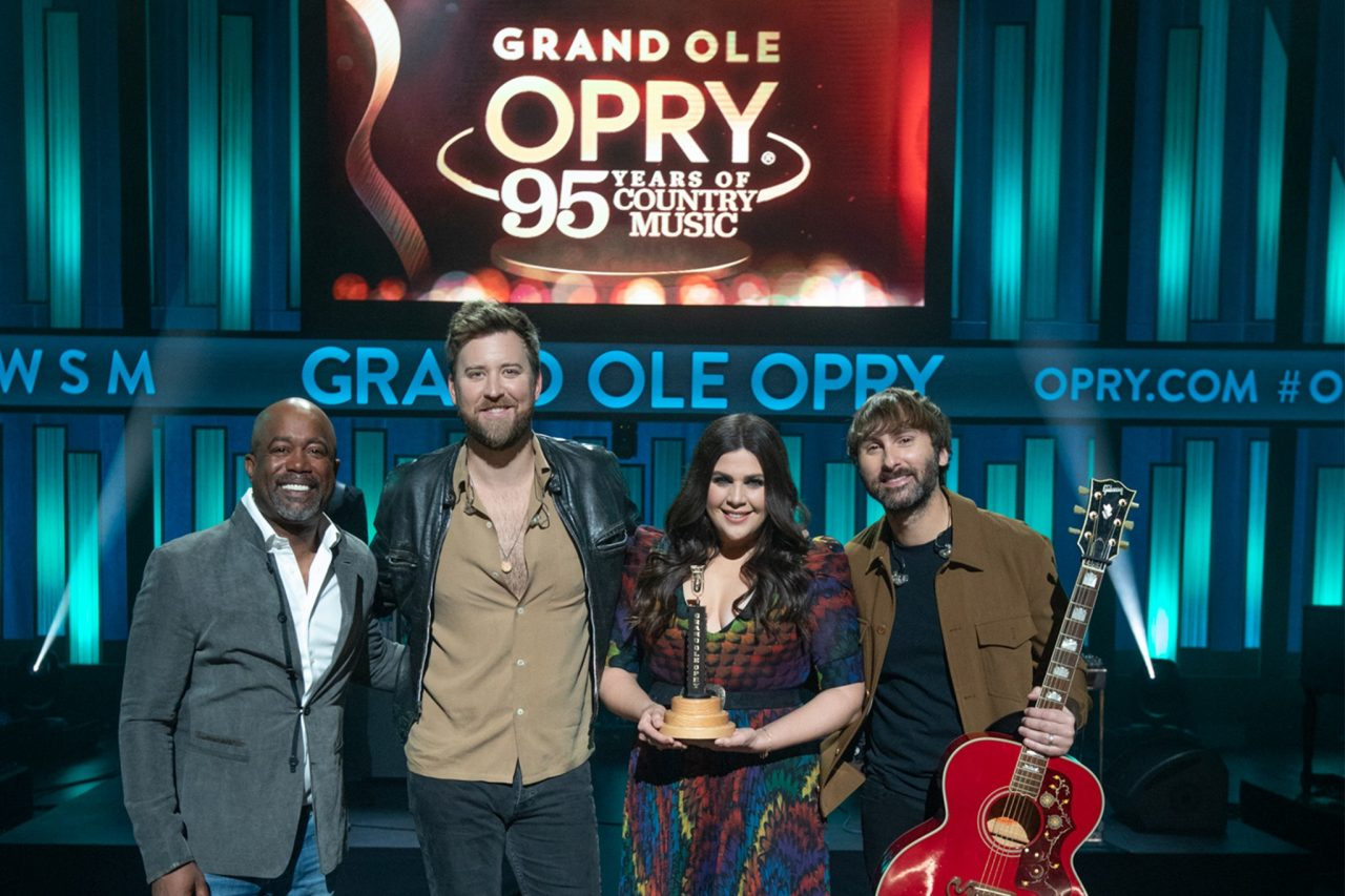 Lady A Invited to Become Members of the Grand Ole Opry