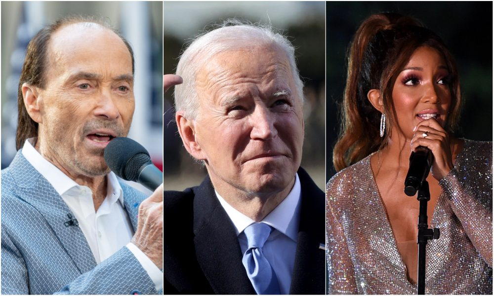 Lee Greenwood, Mickey Guyton and Others React to Inauguration Day