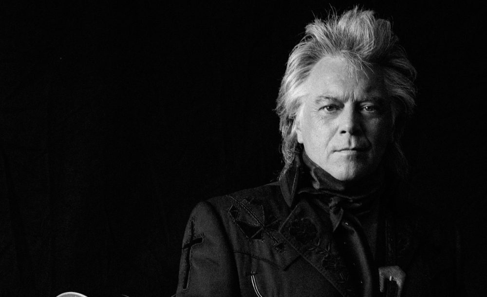 Marty Stuart Revives the Words of Johnny Cash on 'I'll Be Around'