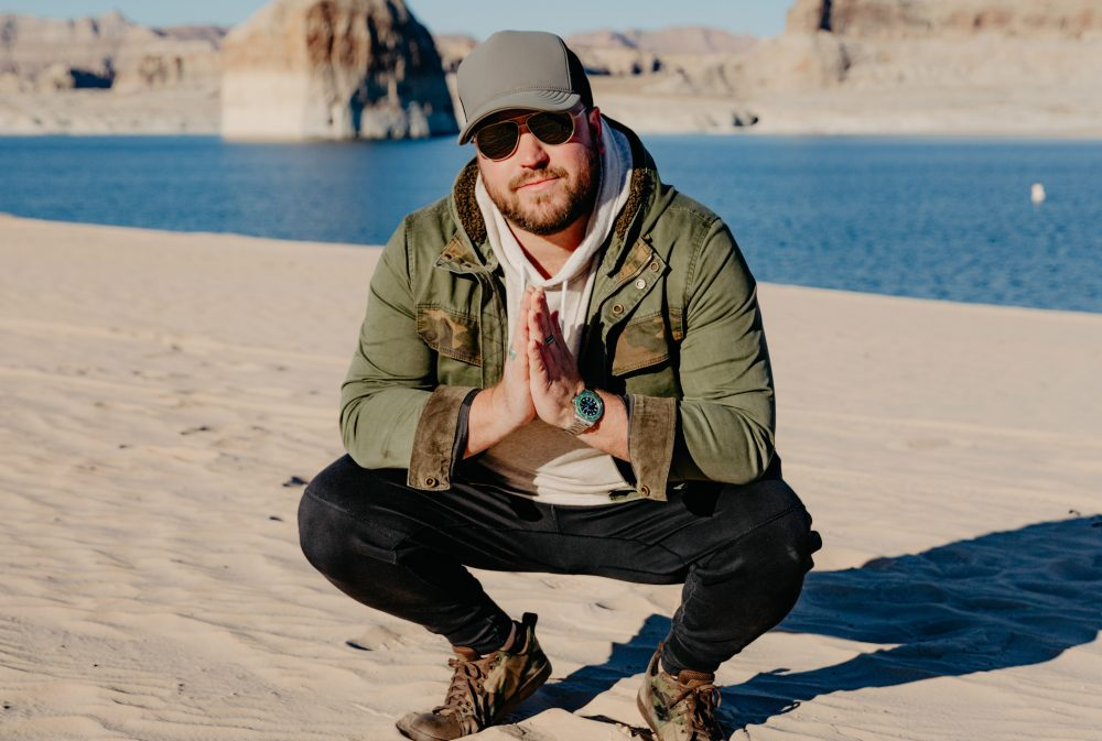 Mitchell Tenpenny Explores The Best Of Nature In Uplifting 'Bucket List' Video