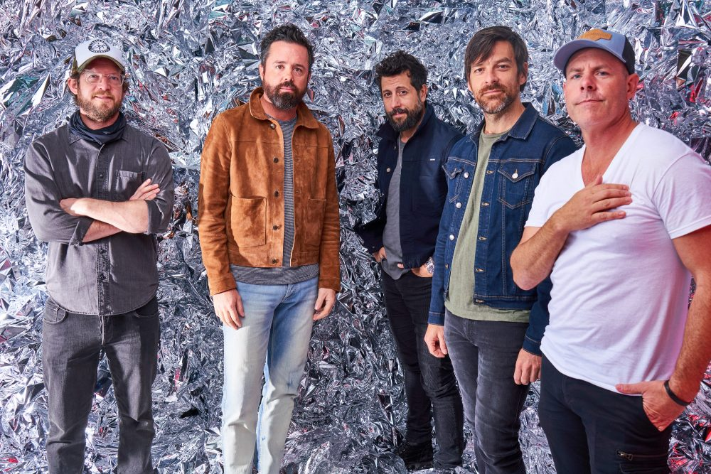 Old Dominion Set a Course for Summer in 'I Was On a Boat That Day'