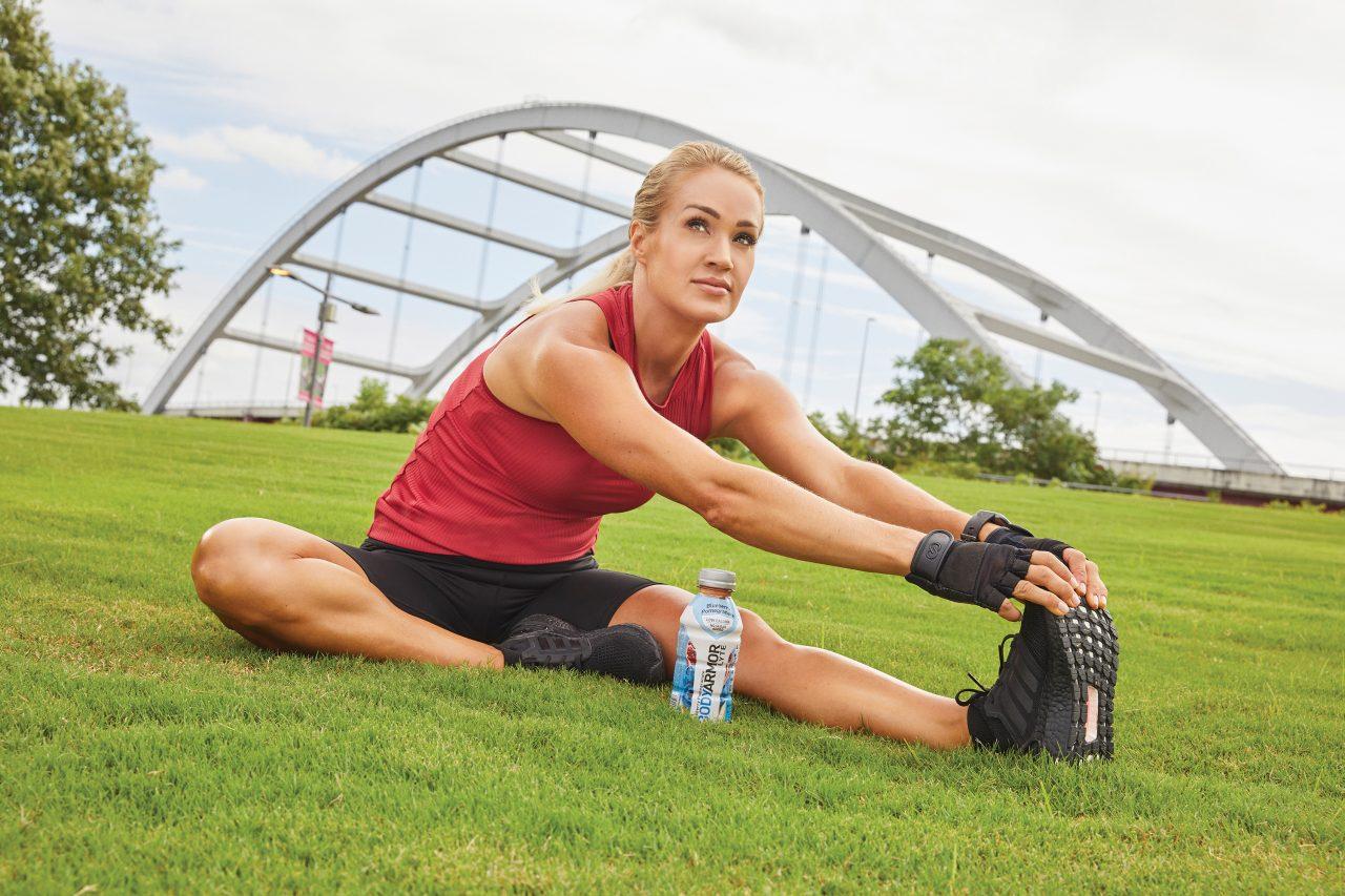 Carrie Underwood Joins BODYARMOR LYTE Sports Drink Team