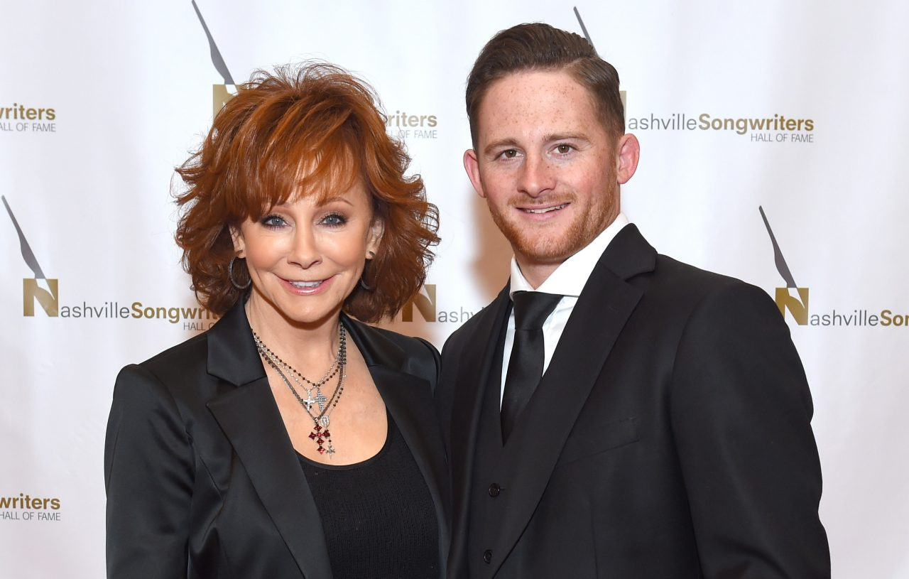 Reba McEntire's Son Shelby Blackstock Celebrates Engagement
