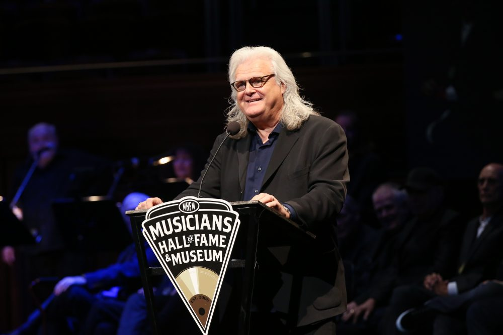 Ricky Skaggs Opens Up About Quadruple Heart Bypass