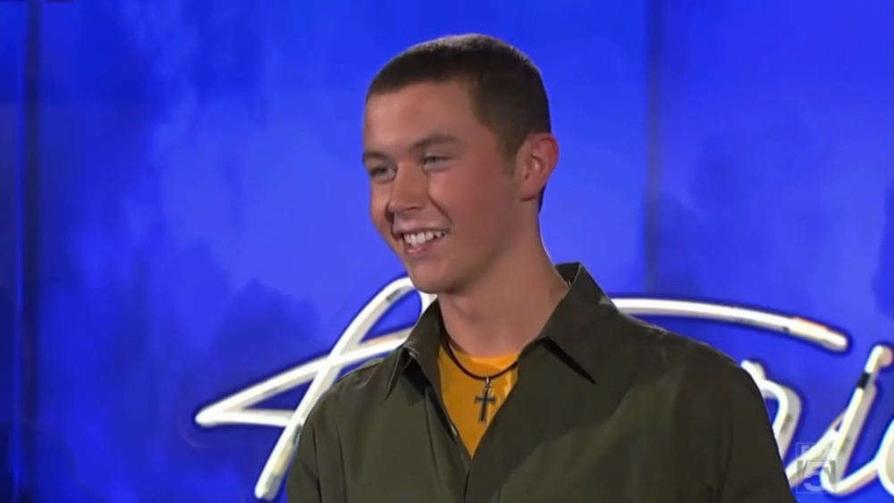 Scotty McCreery Looks Back On 'Idol' Audition 10 Years Later