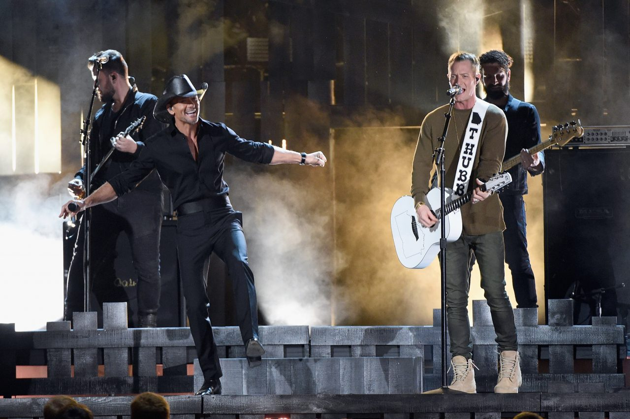 Tyler Hubbard And Tim McGraw To Release Duet Called 'Undivided'