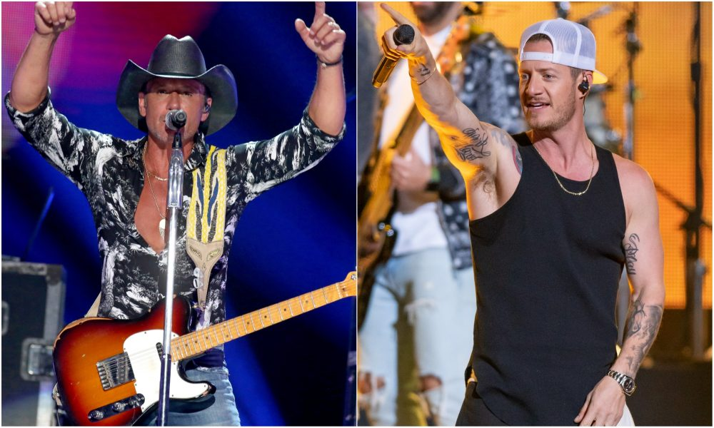 Tim McGraw and Florida Georgia Line's Tyler Hubbard Duet on 'Undivided'