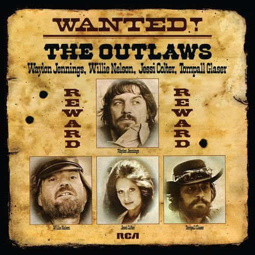 45 Years Later: Jennings, Nelson, Colter and Glaser's 'Wanted! The Outlaws'