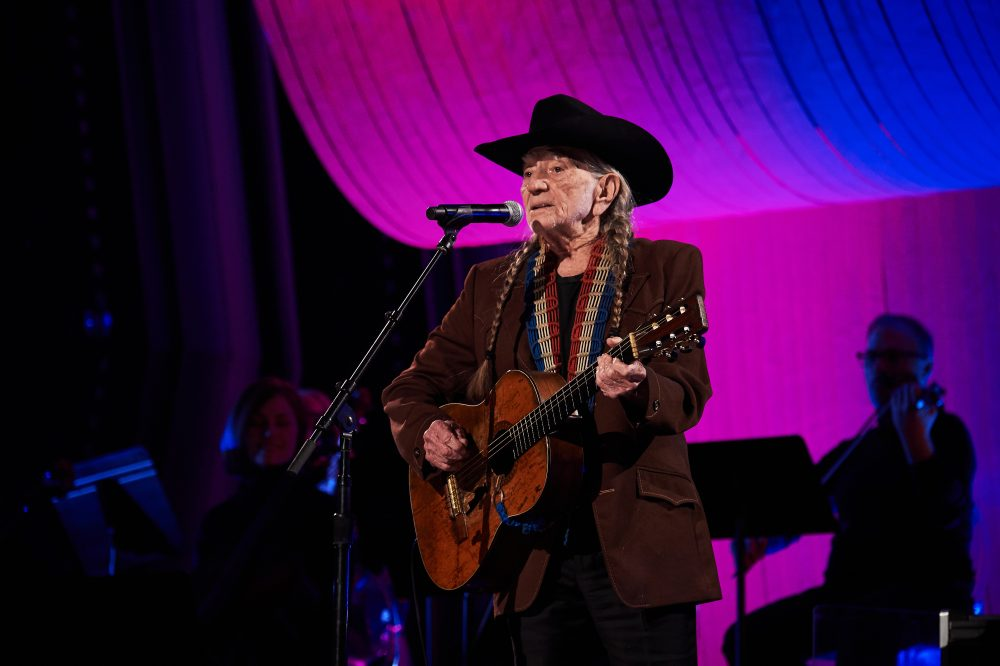Willie Nelson Named Keynote Speaker at 2021 SXSW Online Conference