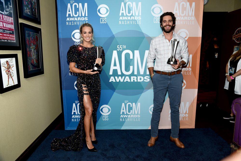 Thomas Rhett, Carrie Underwood and Luke Combs to Headline 2022 Stagecoach Festival
