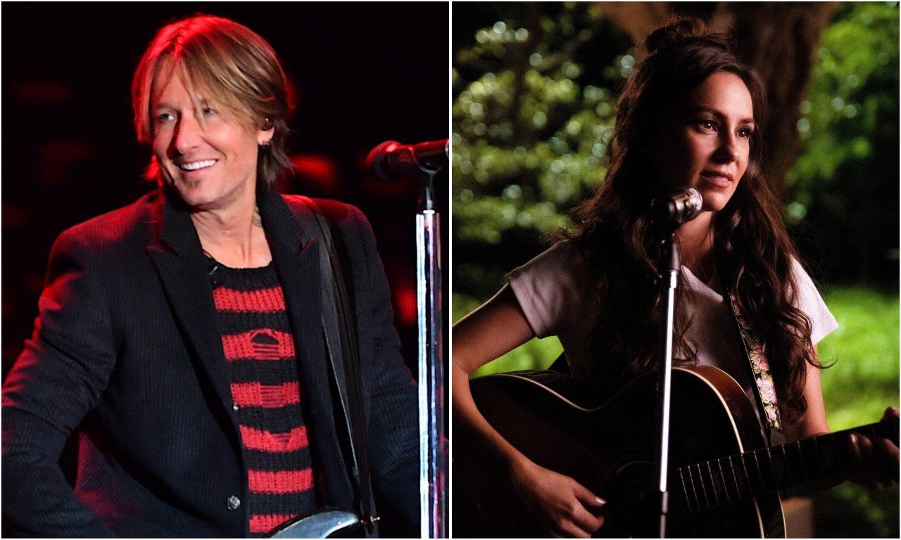 Keith Urban Joins Australian Pop Singer Amy Shark for a Lovely Duet