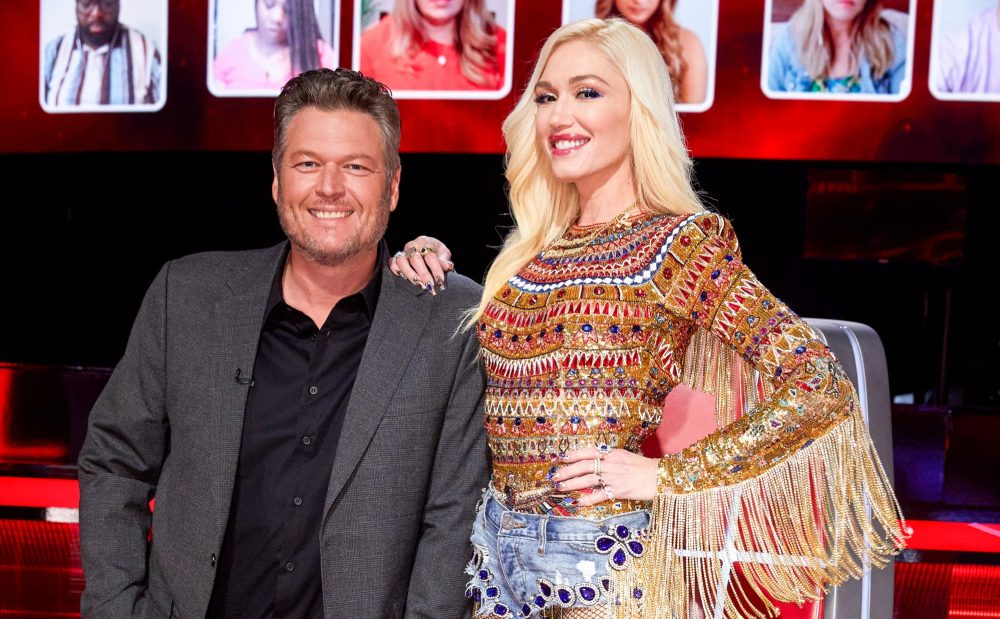 Blake Shelton On How He and Gwen Stefani Will Choose a Wedding Date