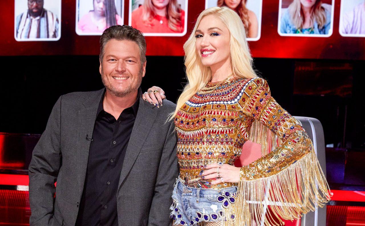 Gwen Stefani Corrects Blake Shelton On Her New Last Name During Impromptu Performance