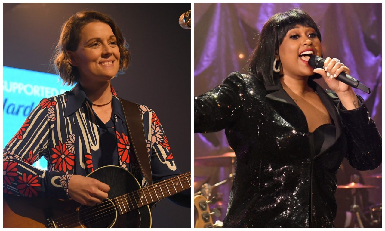 Brandi Carlile and Jazmine Sullivan Consider Collaboration