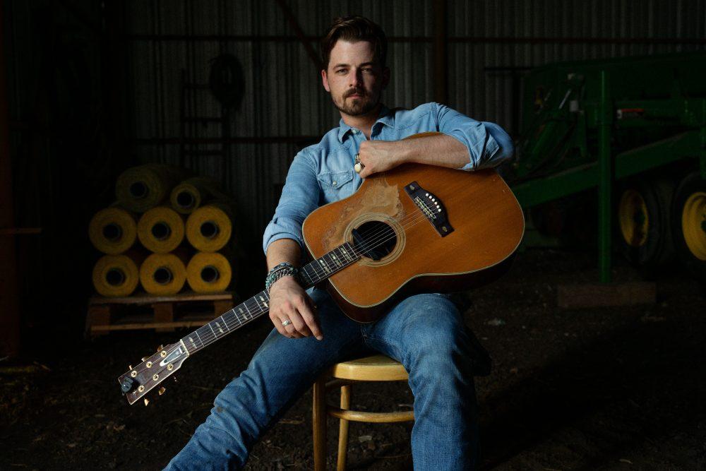 Chase Bryant Announces Debut Album, 'Upbringing,' After Long Hiatus