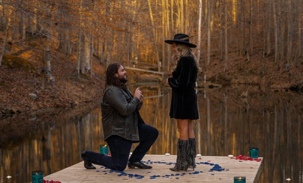 Dillon Carmichael Proposes To Girlfriend Shayla Whitson