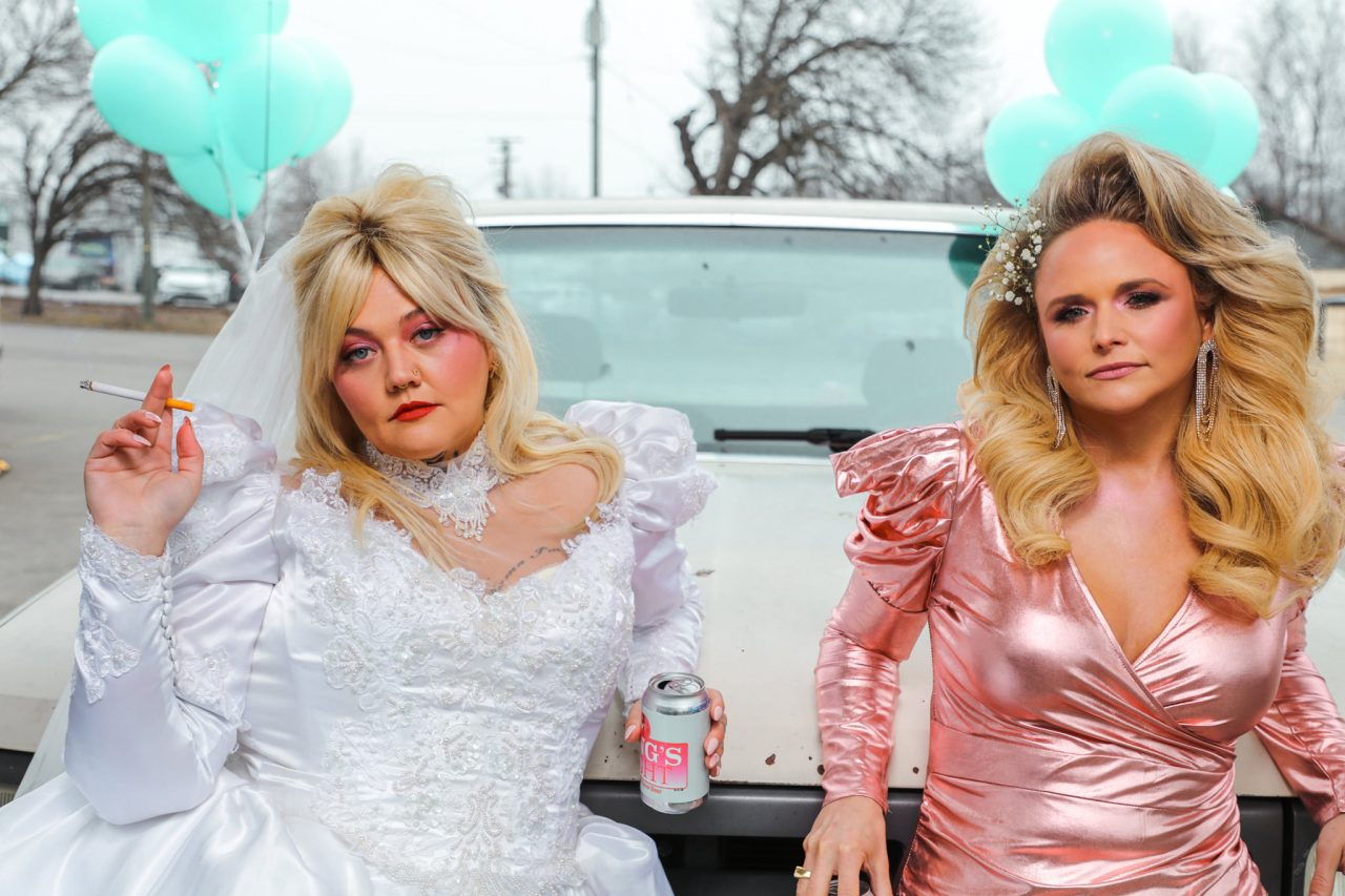 Miranda Lambert And Elle King Share Clip of 'Drunk (And I Don't Wanna Go Home)'