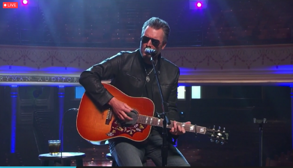Eric Church, Jon Pardi & More Show Off Their Sonic Range at Team UMG at the Ryman