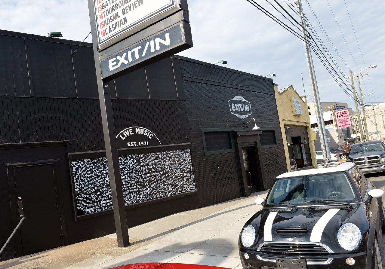 Nashville's Iconic Exit/In Music Venue Listed for Sale