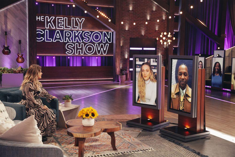 Kelsea Ballerini Tells Kelly Clarkson Her Most Embarassing Moment