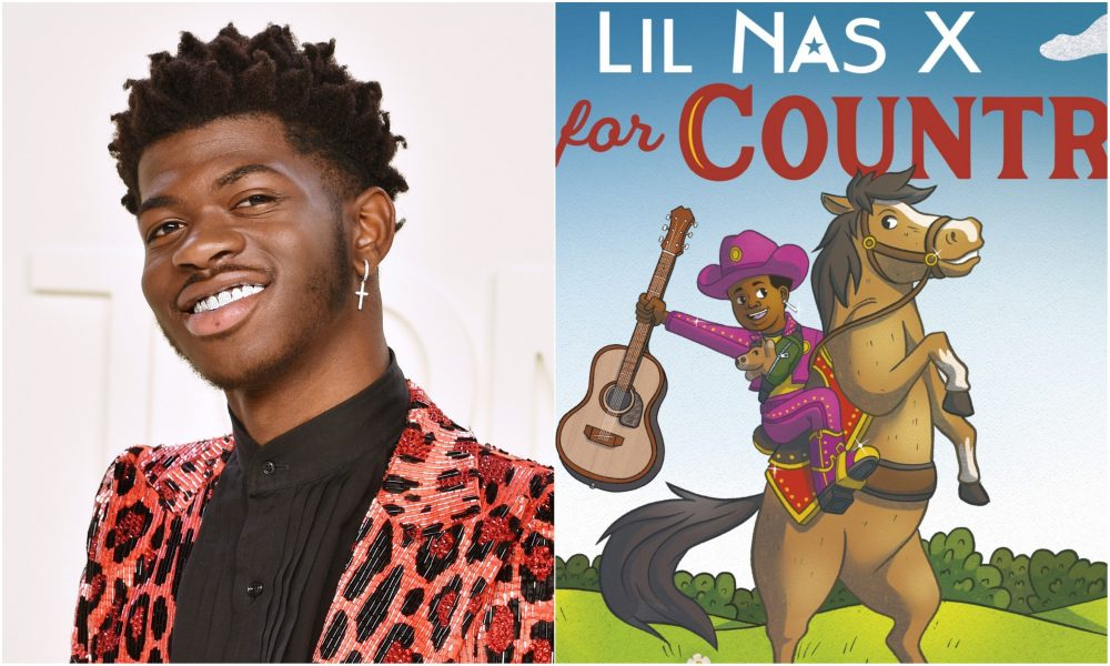 Enter For A Chance to WIN A Copy of Lil Nas X's Children's Book, 'C Is For Country'