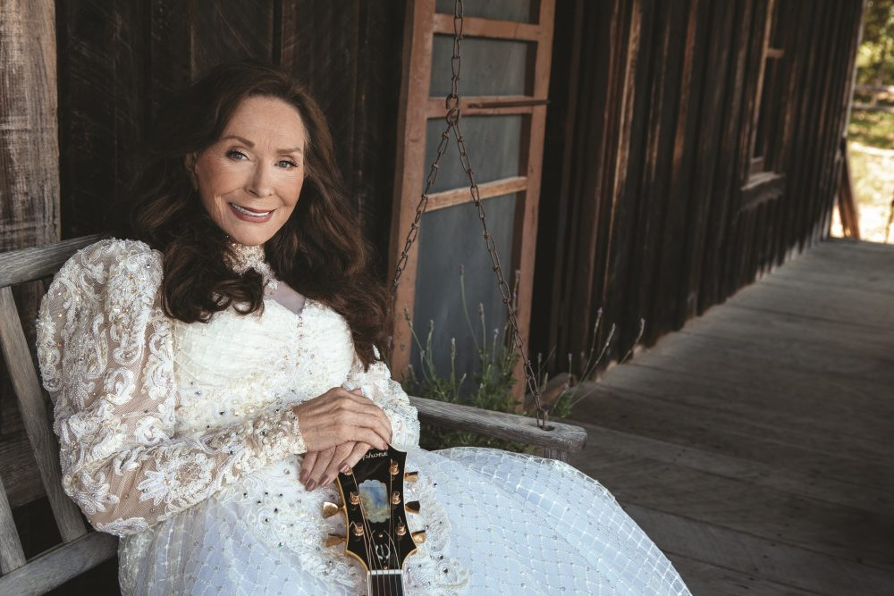 Loretta Lynn: The Cover Story