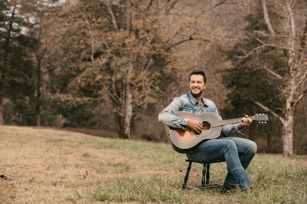 Luke Bryan Scores 26th Number One With 'Down to One'