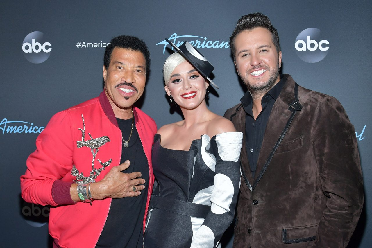 Luke Bryan Calls Katy Perry a 'Rockstar' Mom on 'American Idol'