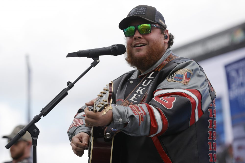 Luke Combs Named As One of Time's 100 Most Influential People