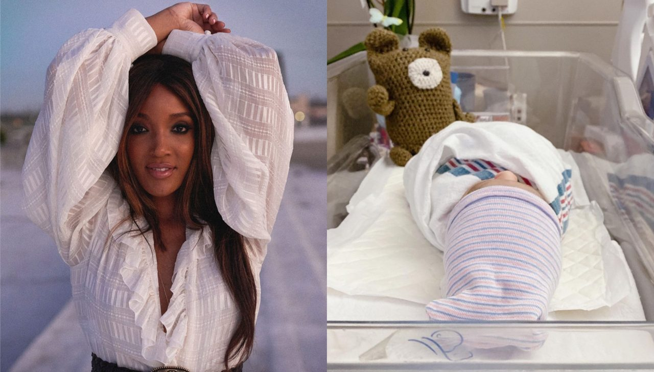 Mickey Guyton Welcomes Baby Boy, Grayson Clark
