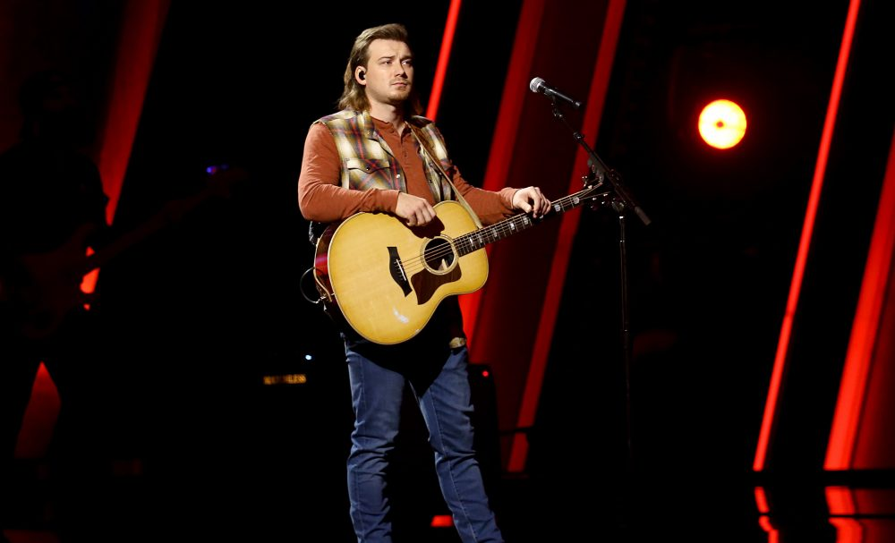 NAACP Reaches Out to Morgan Wallen After Disastrous 'N-Word' Video