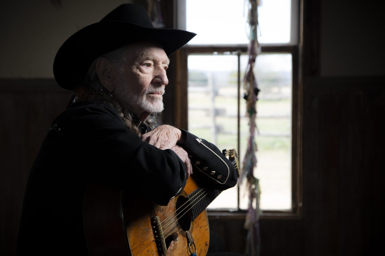 Willie Nelson Is the Subject of a New Deep-Dive Docuseries