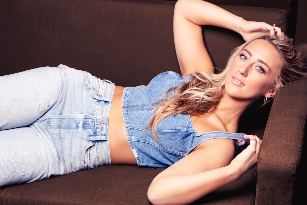 Ashley Cooke Skips the Bar on 'Sunday Morning Kinda Saturday Night'