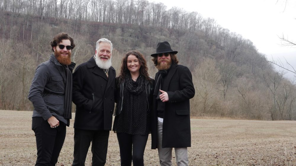 Ashton Shepherd, Gary Brewer & The Kentucky Ramblers Share Scenic Video For 'Love in the Mountains'