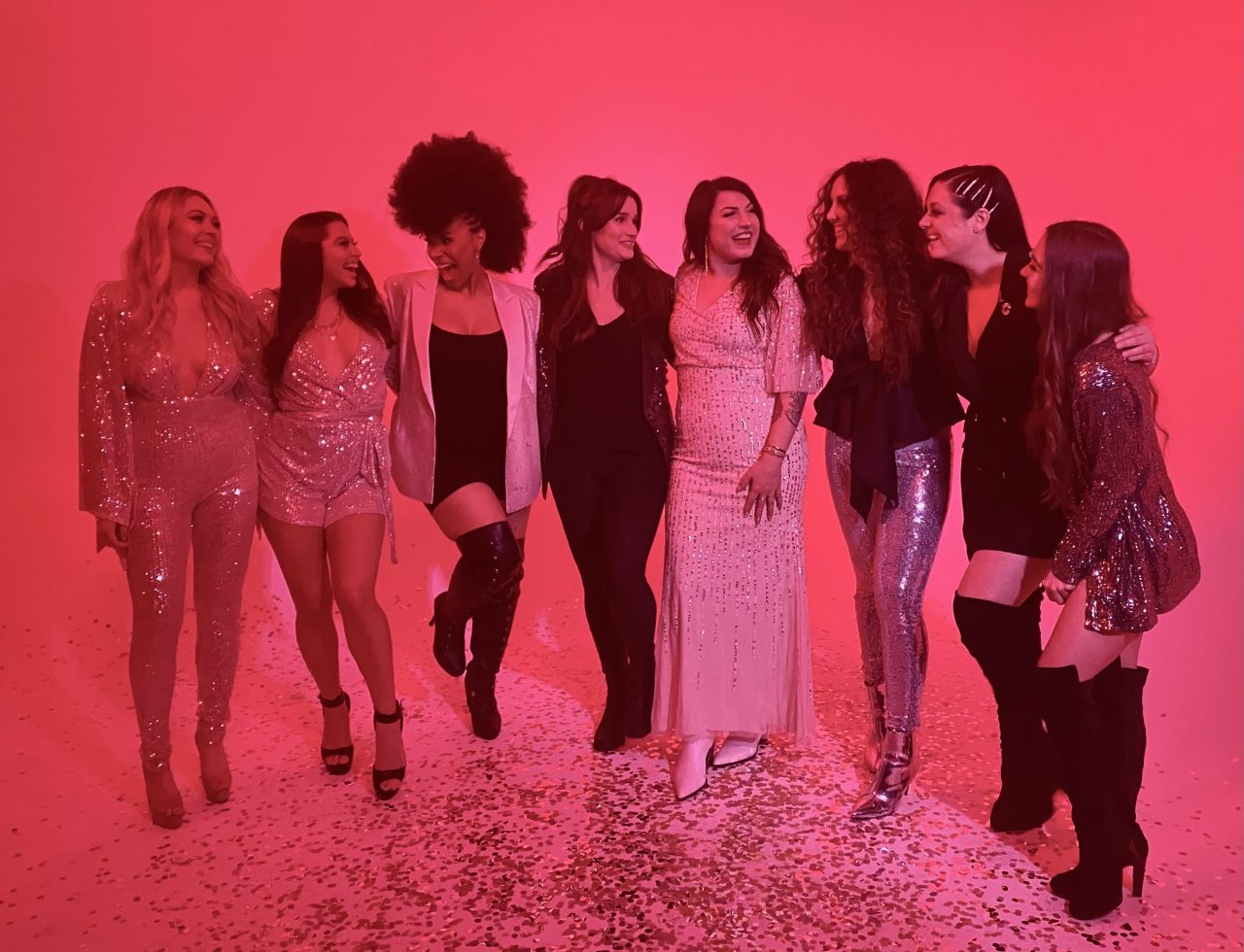 Bri Fletcher And Friends Unite For Female Empowerment Song, 'Glow'
