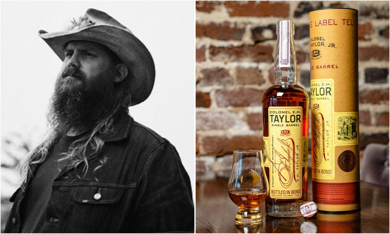 Chris Stapleton, Buffalo Trace Distillery Team Up to Raise Money for Texas, Kentucky Disaster Relief