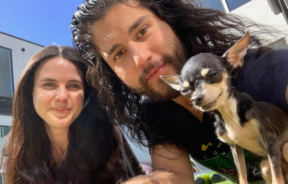 Dan + Shay's Dan Smyers And Wife Foster 16-Year-Old Dog