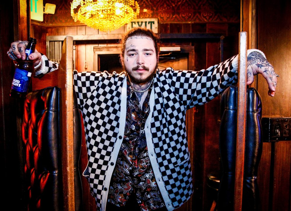 Post Malone Trades Hip-Hop for Country For The 'We're Texas' Benefit