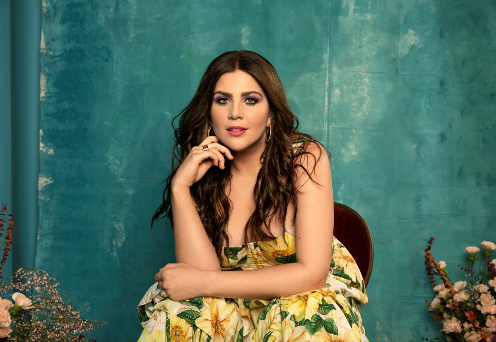 Hillary Scott Highlighted As Part Of Dress For Success 'Your Hour, Her Power' Campaign