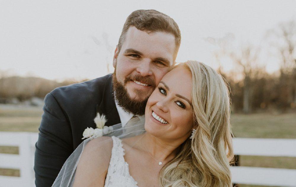 Jake Hoot Marries Brittney Hoyt In Tennessee Wedding