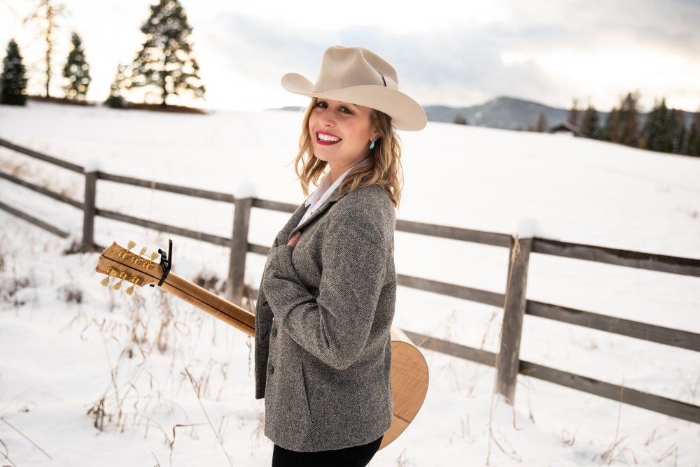 Jo Smith Teams Up With Vince Gill For Stunning New Ballad, 'Wyoming'