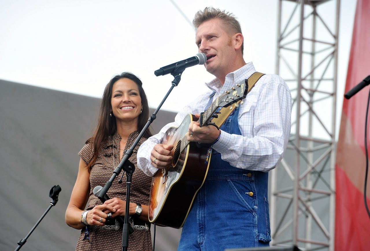 Joey + Rory Singer Says Goodbye to Joey's Father