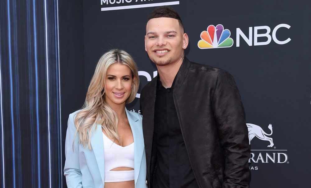 Kane Brown Shares Photos of Daughter Kingsley's Baptism