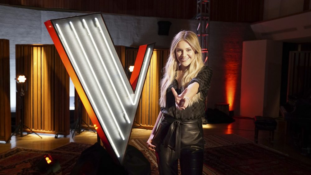 Kelsea Ballerini To Sit In For Kelly Clarkson On 'The Voice'
