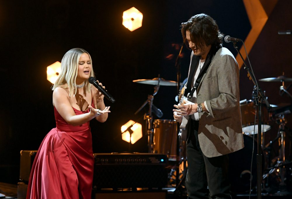 Maren Morris and John Mayer Charm with 'The Bones' at 2021 GRAMMYs